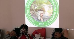 İbrala Kültür Evi Anlamlı Bir Etkinlik İle Kapılarını Açtı