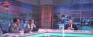 Vali Kahraman TRT Anadolu Ekranlarinda Karaman`i Anlatti
