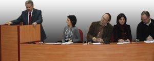 Türkiye Bölgesel Kalkinmanin Yönetimi Mekanizmalarinin Gelistirilmesine Destek Projesi Ekibi Karaman'da
