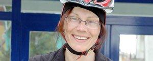 Dünyayi Bisikletle Dolasan Radojicic'in Yolu Karaman'a Düstü