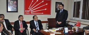 """CHP Genel Baskan Yardimcisi Toprak: """"4+4+4 Yasasi Bizim Evlatlarimizin Gelecegini Yok Ediyor"""""""