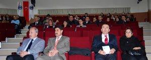 KMÜ'de Bologna Süreci Çalismalari Devam Ediyor