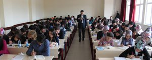 KMÜ Egitim Fakültesine Yeni Bölümler Açildi