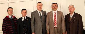 THY Konya Satis Müdürü Postalli'dan Ziyaret