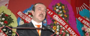 Av. Bulut Yildiz CHP Merkez Ilçe Baskanligina Adayligini Açikladi