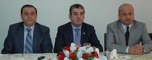 CHP Genel Baskan Yardimcisi Günaydin Karaman'da