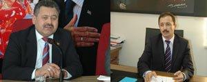 AK Parti Il Baskanligi Için Atik ve Dereli Yarisacak
