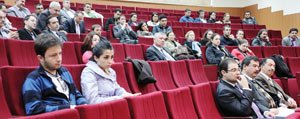 K.M.Ü'nde Bologna Sürecine Yönelik Toplantilar Devam Ediyor