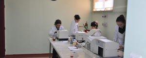 Patoloji Laboratuari Yeni Yerinde
