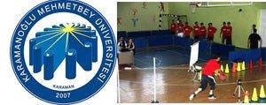 Üniversitede Spor Yöneticiligi Programi Açildi