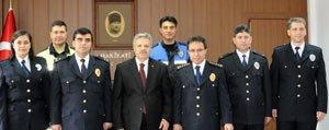 Polis Teskilati 167 Yasinda