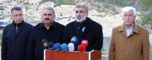 """Bakan Yildiz: """"7 Gözalti Var, Maden Sahibi Araniyor"""""""
