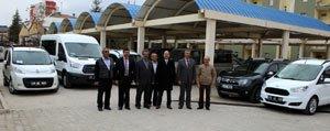 Il Gida, Tarim Ve Hayvanclik Müdürlügüne 6 Yeni Araç Alindi