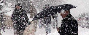 Kar Yagisi Etkisini Sürdürecek