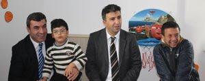 Karaman Gençlik Merkezi Engellileri Unutmadi