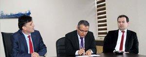 Yeni Genel Sekreter Erenoglu Ayaginin Tozuyla Ilk Toplantisini Personeliyle Yapti