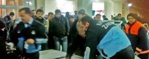 Karaman'da Tipi Nedeniyle Yollarda Mahsur Kalanlar Kurtarildi