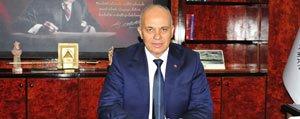 Baskan Çaliskan`dan Çalisan Gazeteciler Günü Kutlamasi