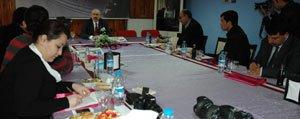 Sariveliler Belediye Baskani Samur, 2014'ü Degerlendirecek