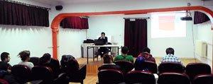Karaman'da Voleybol Hakem Egitimleri Devam Ediyor