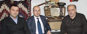 Baro Baskani Yilmaz: Karaman'in Sesi Gazetesi Karaman'in Tercümanidir