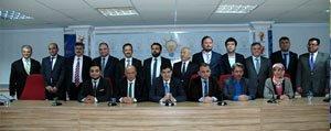 Karaman`da 13 Kisi Ak Parti`den Aday Adayligi Için Basvurdu