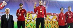 Badminton 19 Yas Balkan Sampiyonasi Sona Erdi
