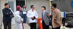 Erenoglu`dan, Ermenek Devlet Hastanesine Inceleme