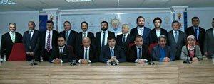 AK Parti'de Hafta Sonu Temayül Yoklamasi Var