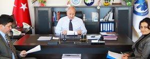 KMÜ'de Risk Yönetimi Egitimi Verildi