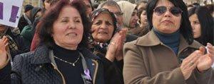 CHP'den Kadinlar Günü Etkinligi
