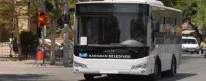 8 Mart'ta Belediye Otobüsleri Kadinlara Ücretsiz