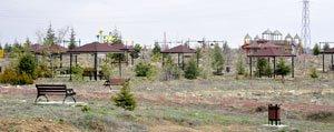 Türk Dünyasi Kültür Parki`nda Çalismalar Basladi
