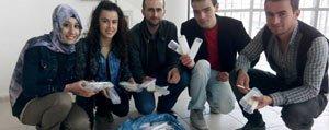 Karaman'da Genç Dönüsüm Projesi Devam Ediyor