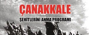 Gençlik Merkezi'nden 100.Yilinda Çanakkale Zaferi Programi