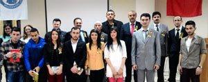 KMÜ'de Kazim Karabekir Ve Spor Konferansi