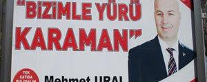 CHP'den, MHP'nin Reklâmlarina Itiraz Geldi
