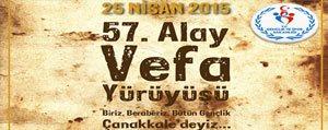 25 Bin Genç Çanakkale'de Bulusacak