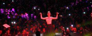Karaman'da Triana Park ve Gökçe Konseri