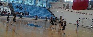 KMÜ'de Hentbol Turnuvasi Düzenlendi