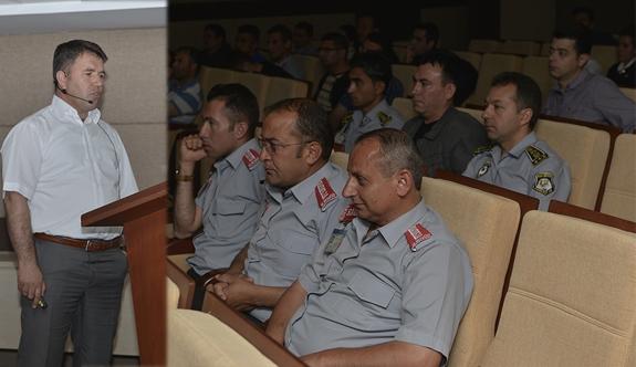 KMÜ'de Özel Güvenlik Görevlilerine Eğitim Verildi