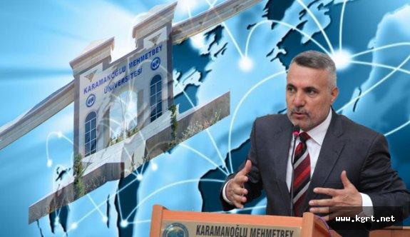 KMÜ Türkçe'nin Merkezi Olacak