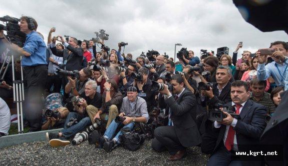 """Paslı; """"Gazeteciler Toplumun Bağımsız Temsilcileridir"""""""