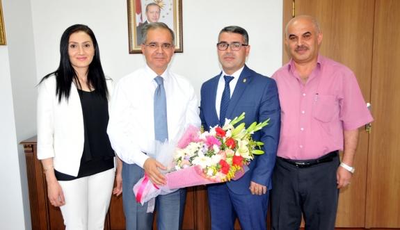 Tüketici Haklarını Koruma Derneği'nden Vali Tapsız'a Ziyaret