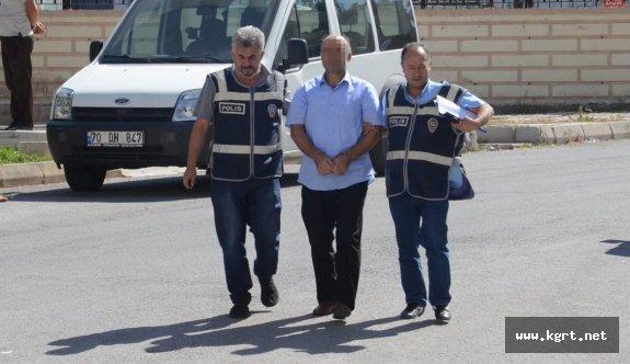 Karaman'da Emniyetin Sözde İmamı Tutuklandı