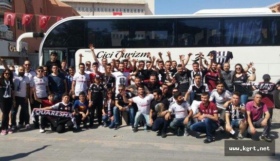 Karamanlı Beşiktaşlılar Süper Kupa Heyecanına Ortak Oldu