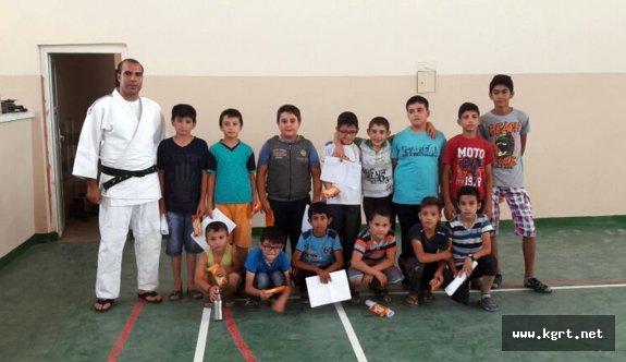 Kazımkarabekir'de Judo Çalışmaları Başladı