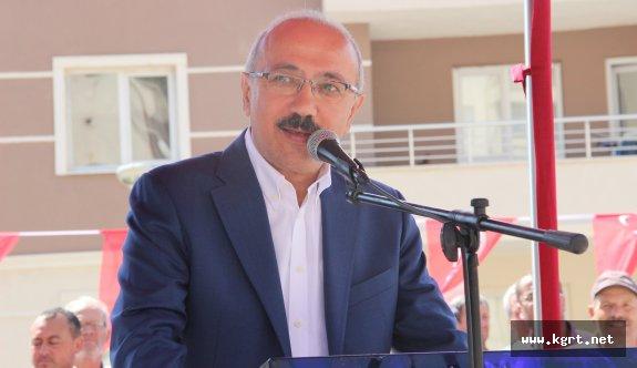 """Bakan Elvan: """"Ahmet Budak'ı Şehit Eden Hainler, Düzenlenen Operasyonla Etkisiz Hale Getirildi"""""""