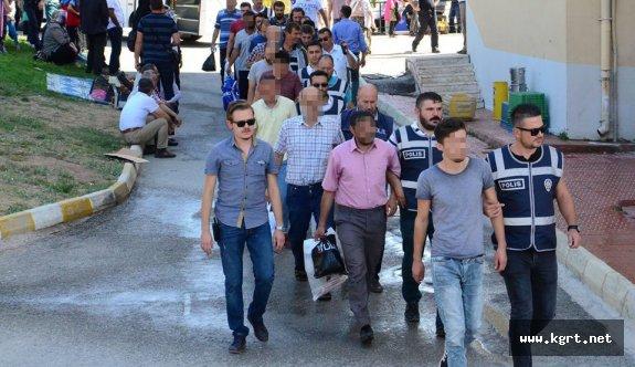 Karaman'da FETÖ'den 2 kişi daha tutuklandı