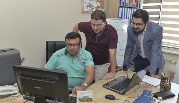 KMÜ'lü Öğretim Üyelerinin Yurtdışı Projesi Kabul Edildi